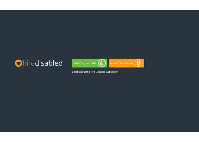 Hire Disabled – screenshot 4