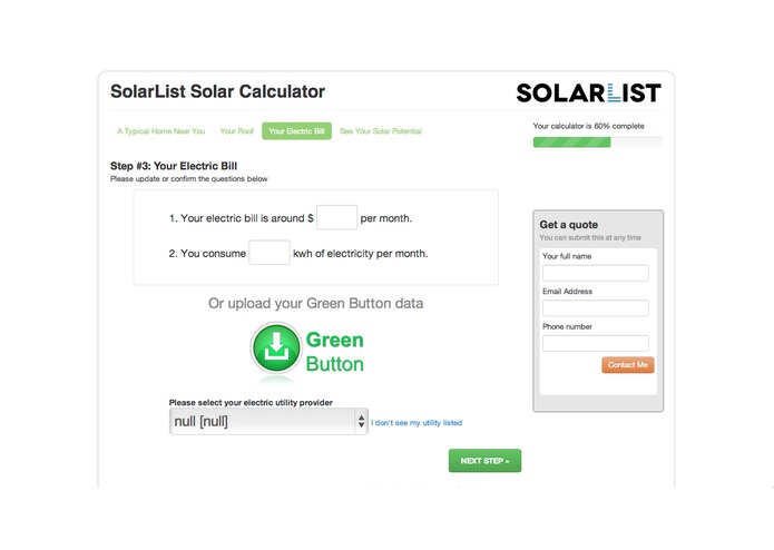 SolarList - makes going solar painless – screenshot 5