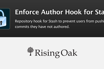 Enforce Author Hook for Stash