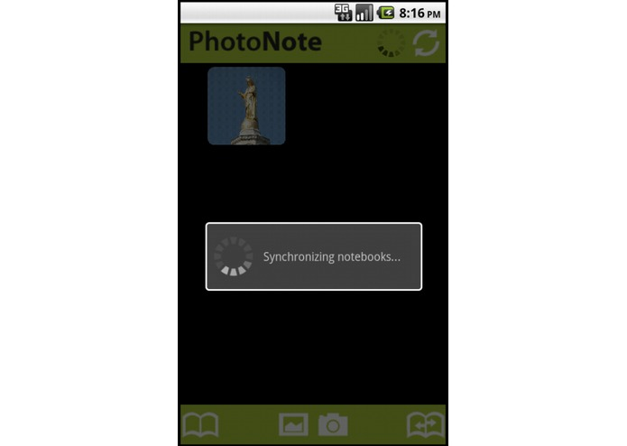 PhotoNote – screenshot 2