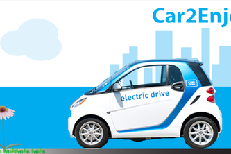 Car2Enjoy - Useful mobile app for CAR2GO car sharing service