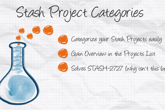 Stash Project Categories
