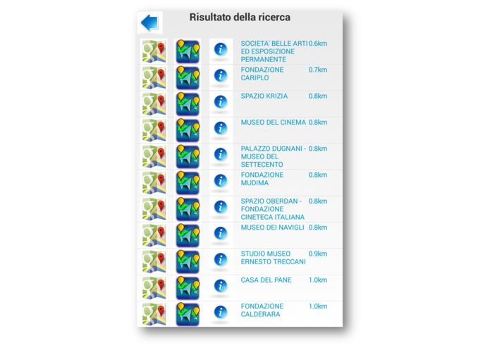 Open Musei Mi – screenshot 3