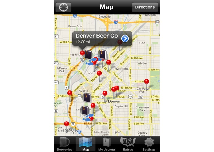 myBeerNation - Beer Journal and Brewery Finder – screenshot 2