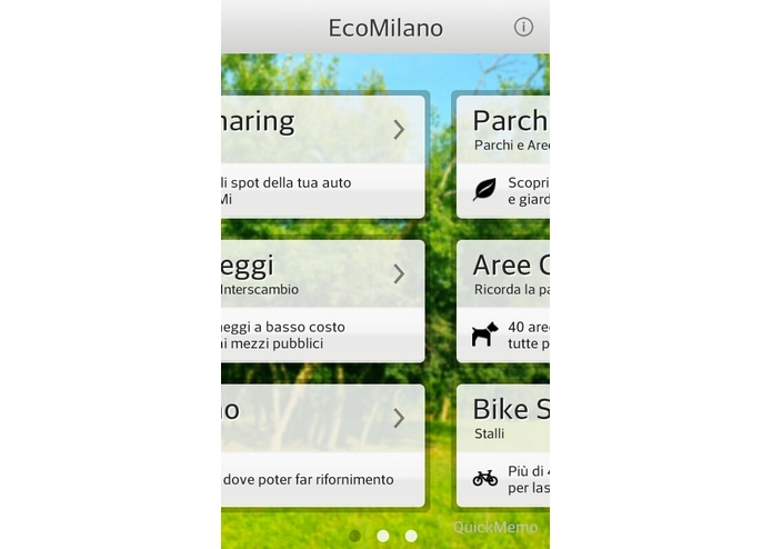 EcoMilano – screenshot 2