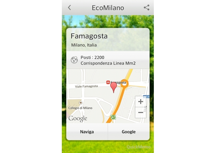 EcoMilano – screenshot 4