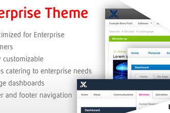 Enterprise Theme