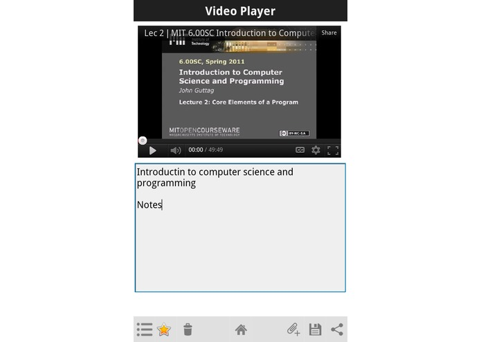 Grace - Online learning videos and Notes Application – screenshot 5