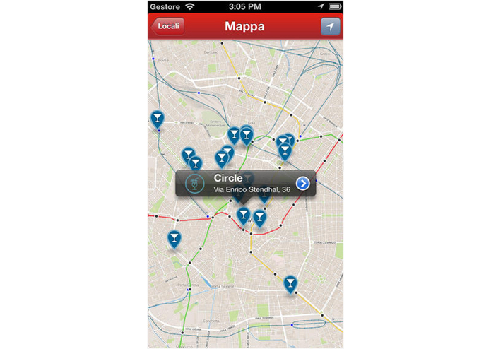 MyMilano – screenshot 5