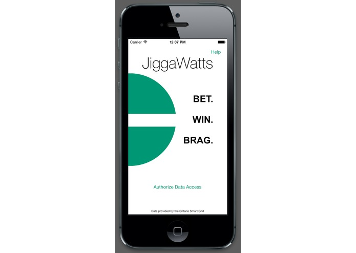 JiggaWatts - The Green Button Energy Betting Game – screenshot 1