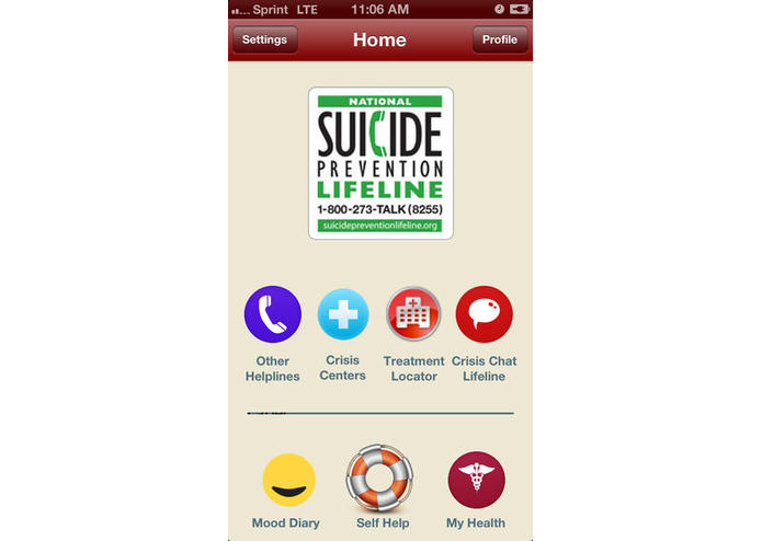Lifebuoy : Suicide Prevention, Continuity of Care and Follow-up – screenshot 1