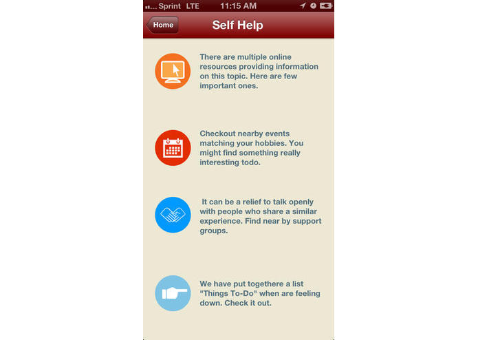 Lifebuoy : Suicide Prevention, Continuity of Care and Follow-up – screenshot 4