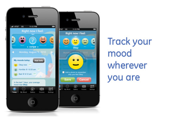 Moody Me - Mood Diary and Tracker App – screenshot 3
