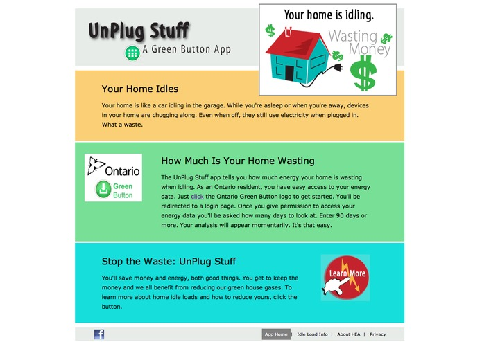 UnPlug Stuff – screenshot 1