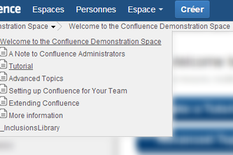 Breadcrumb Navigation Bar for Confluence