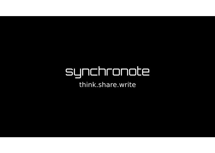 Synchronote – screenshot 1