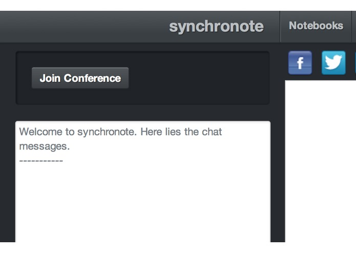 Synchronote – screenshot 4