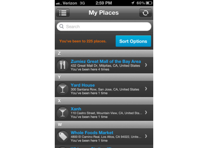 PlaceMe – screenshot 5