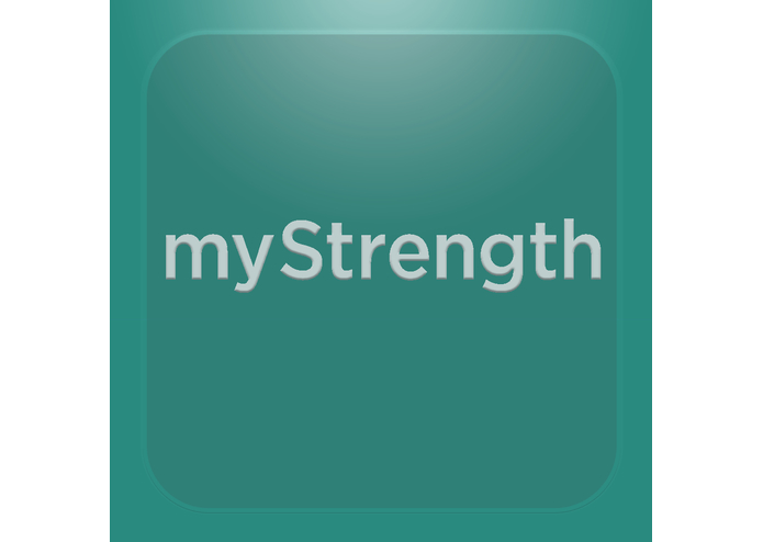 myStrength - The Health Club For Your Mind – screenshot 1