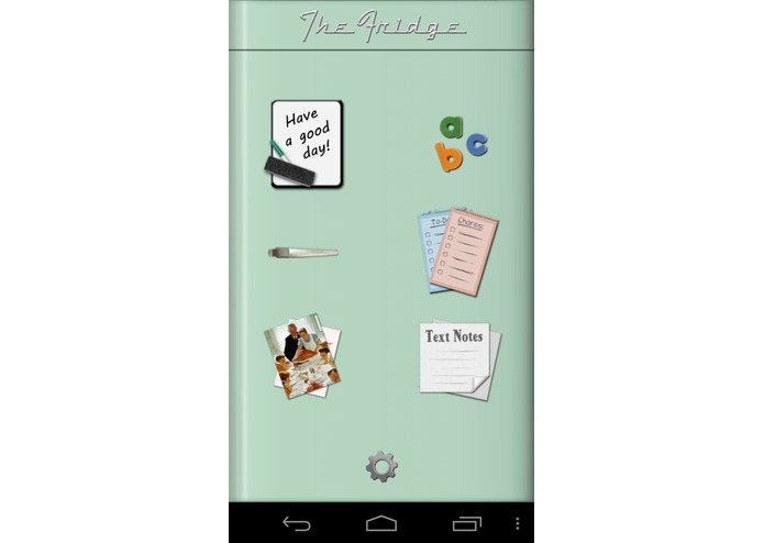 The Fridge – screenshot 1