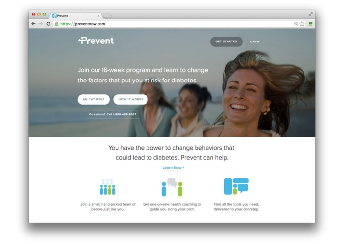 Prevent - Intensive Lifestyle Therapy for Diabetes Prevention – screenshot 1