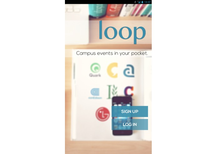 Loop - Campus Events in Your Pocket – screenshot 1