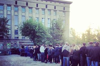 How to get into Berghain?