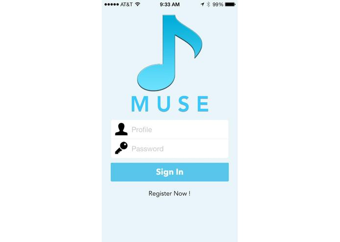 Muse – screenshot 5