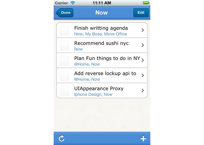 Done - To-dos & reminders – screenshot 5