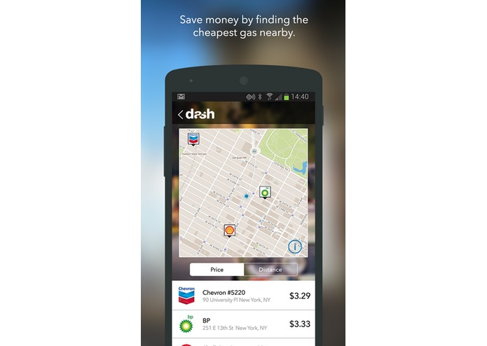Dash – screenshot 3