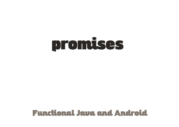 Promises – screenshot 1