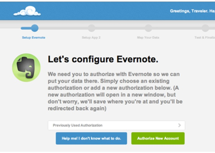 Cloudsnap for Evernote – screenshot 4
