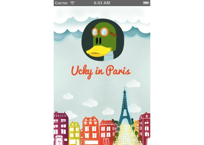 Ucky in Paris – screenshot 5