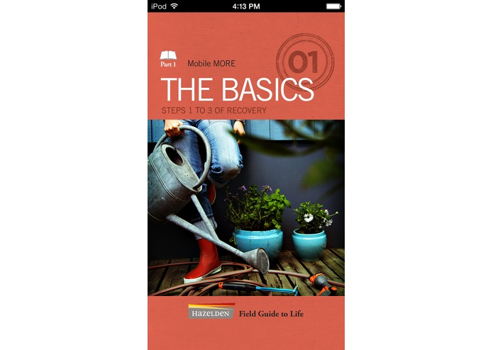 The Mobile MORE Field Guide to Life App – screenshot 3