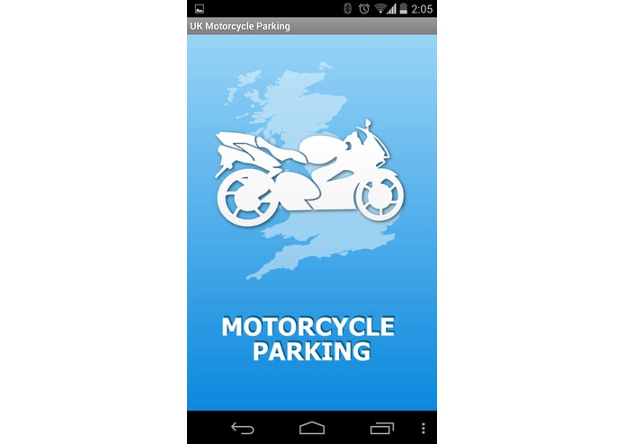 UK Motorcycle Parking – screenshot 1