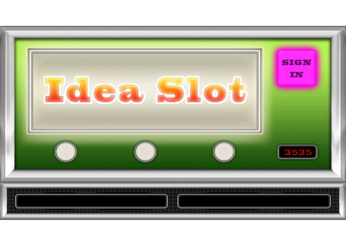 Idea Slot – screenshot 1