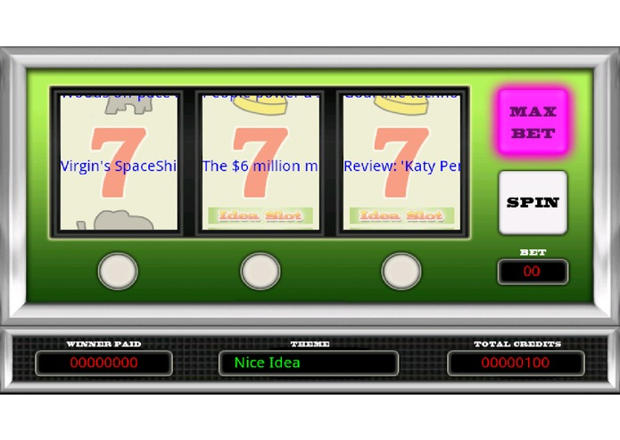 Idea Slot – screenshot 2