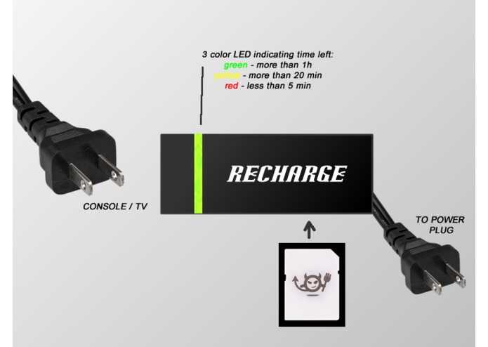 Recharge – screenshot 2