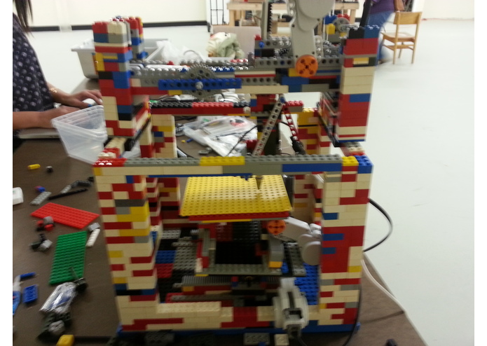 Lego 3D Printer  – screenshot 2