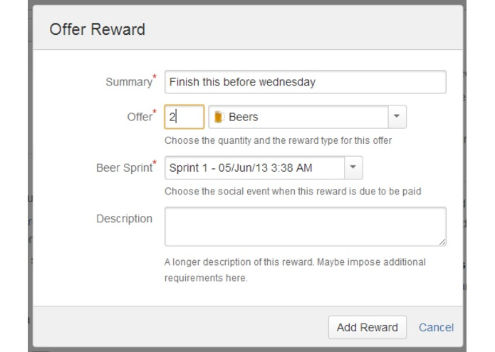 Rewards – screenshot 4