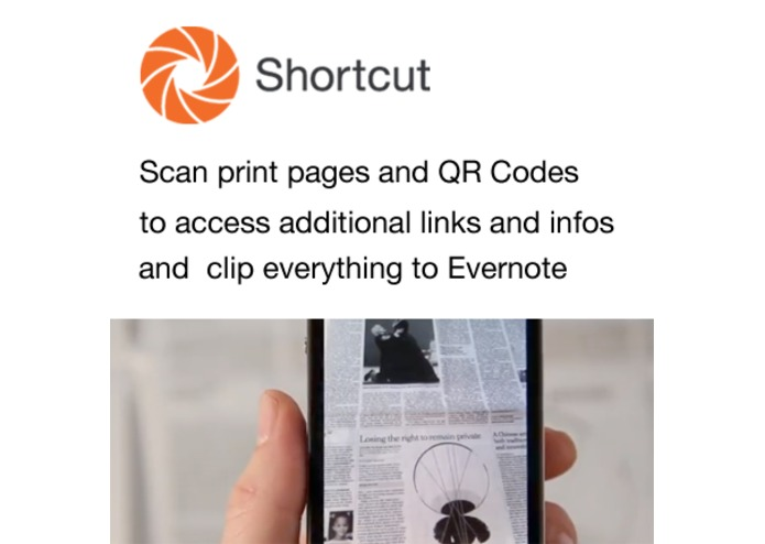 Shortcut – screenshot 1