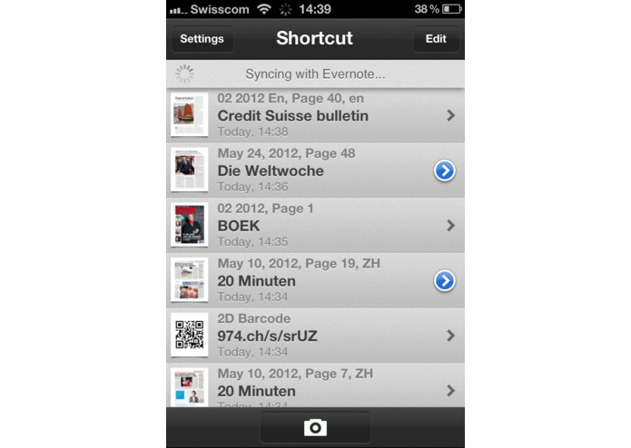 Shortcut – screenshot 5