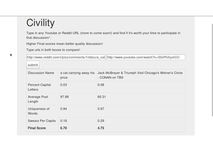 Civility – screenshot 4