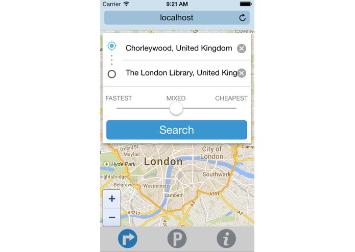 Park 2 Go London – screenshot 1