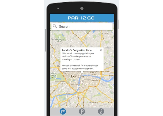 Park 2 Go London – screenshot 4