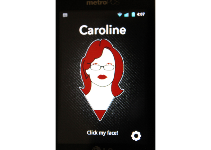 Caroline – screenshot 1