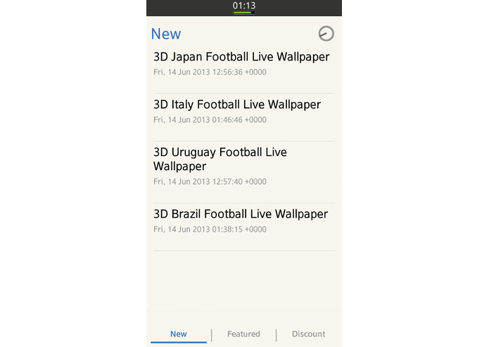AppsReader – screenshot 4