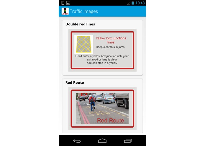 London Traffic Buddy – screenshot 5