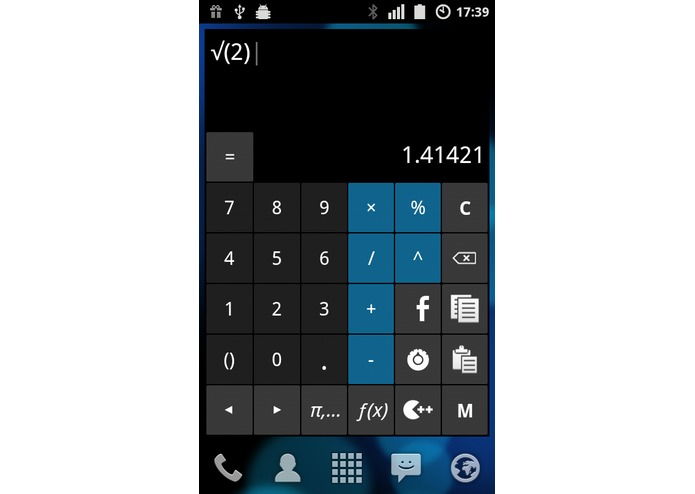 Calculator++ – screenshot 4