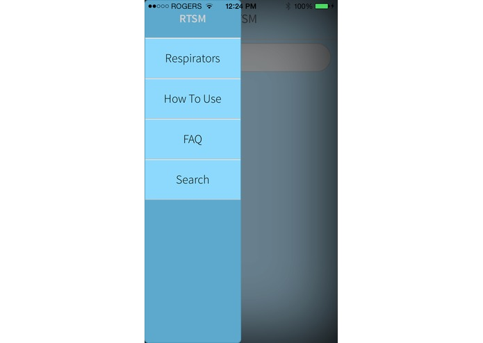 RTSM – screenshot 1